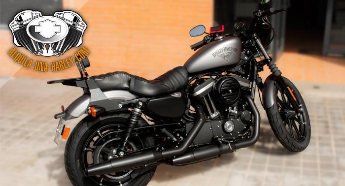 Disfruta de la sensación de conducir una moto Harley Davidson por un día