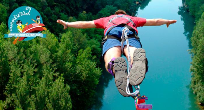 Puenting de Péndulo: ¡¡Atrévete a dar el salto!!