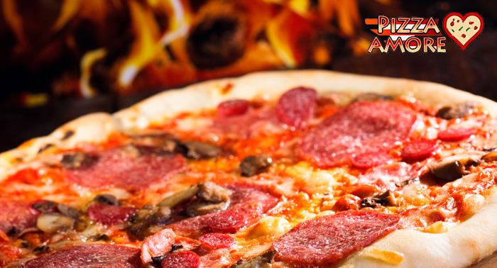 Un plan que sabe a Italia: Pizza Especial o Pasta + Bebida, Delizioso!