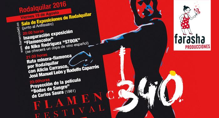 Música, Patrimonio, Cultura y Duende: Ven al Festival Flamenco 340