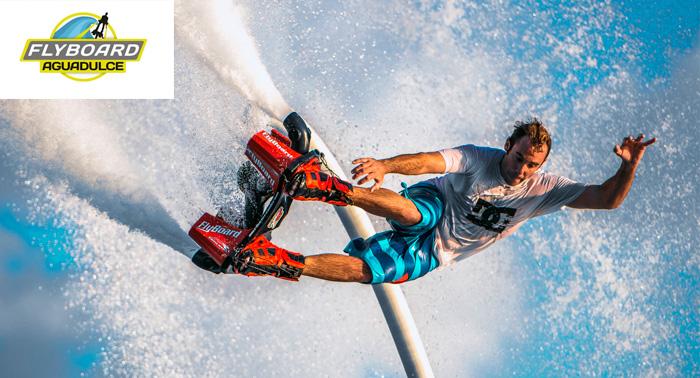 ¡Descubre el Flyboard! Vuela sobre el Mar con este increíble deporte