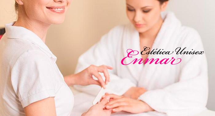 ¡Uñas perfectas y deslumbrantes! Cuida tus manos y tus pies en Estética Enmar