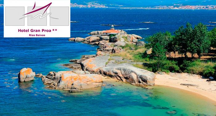 Descubre un paisaje único: Escapada a Rías Baixas, Turismo Activo y Visita a Bodega