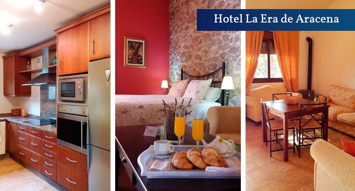 ¡Escapada otoñal! Alojamiento para 2 con opción a Desayuno en la Sierra de Aracena
