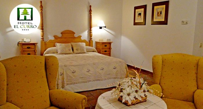 ¡Escápate a la Sierra de Cazorla! 2 Noches de Alojamiento para 2 personas en Hotel el Curro****