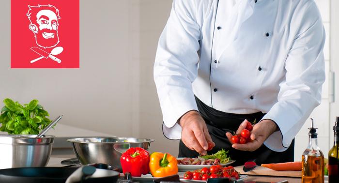 Comida gourmet sin moverte de casa: ¡¡El Chef Javier Flores te prepara un delicioso menú!!