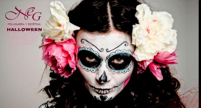 Emociom Almeria Un Plan De Miedo Maquillaje Profesional Para - Maquillaje-profesional-halloween