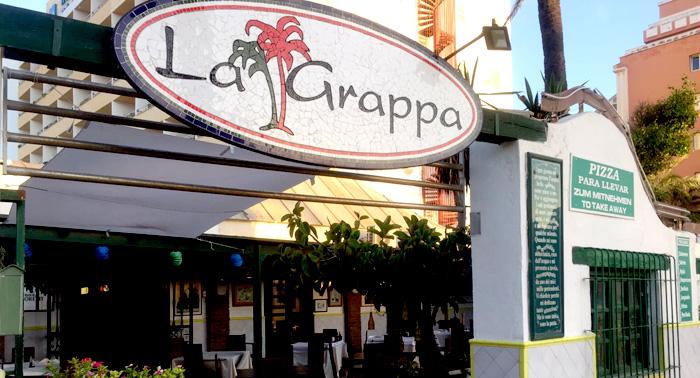 Menú Special Italiano para 2 en La Grappa ¡Todo un clásico!