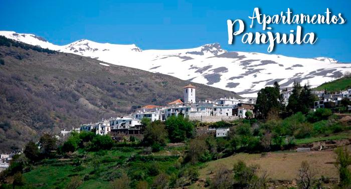 ¡Escapada a la Alpujarra! Apartamento Rural para 2, 3, 4 ó 5 personas durante 5 noches