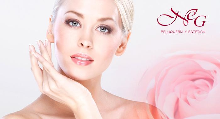 ¡Una piel radiante para este Invierno! Limpieza Facial + Tratamiento Personalizado Luz Pulsada