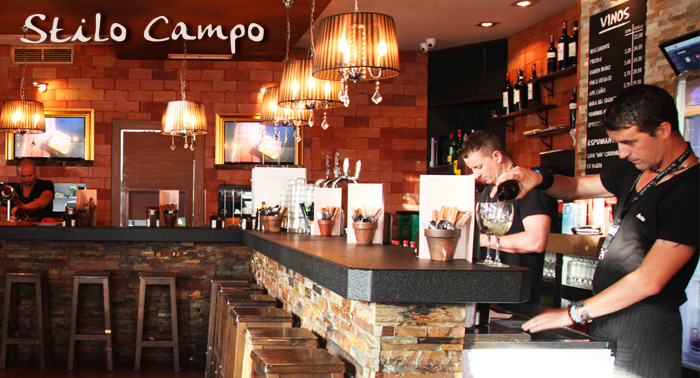 ¡Increíble menú gourmet para 2! Disfruta la mejor gastronomía en Stilo Campo