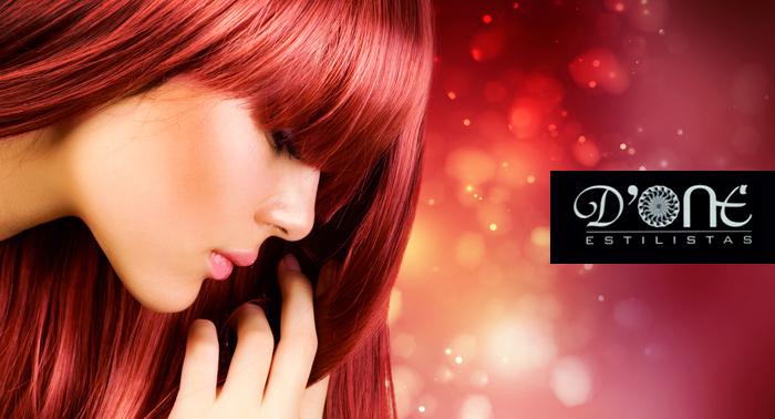 ¡Un pelazo para lucirte en todas las fiestas! Color + Peinado + Mascarilla