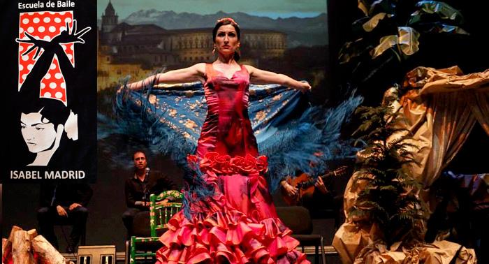 Aprende el Arte del Baile Flamenco con este Mes de Clase en Escuela de Baile Isabel Madrid