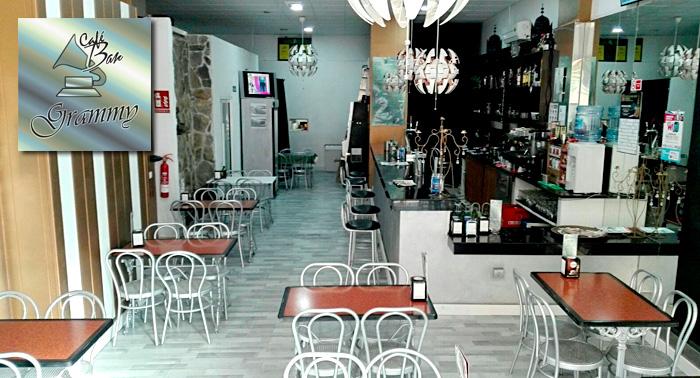 Nuevo Bar de Moda al lado del Estadio: ¡Tapeo o Merienda en Grammy Café Bar!