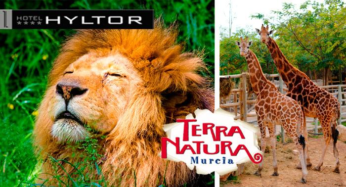 Escapada Veraniega para 2:Alojamiento + Entradas a Terra Natura y Aqua Natura+ Jacuzzi + Masaje