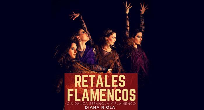 Vive un espectáculo de Pasión y Arte con Retales Flamencos de CIA Diana Riola