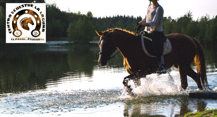 Ruta del Mamut a pie + Ruta del Tigre Diente de Sable a caballo + Sesión Fotográfica