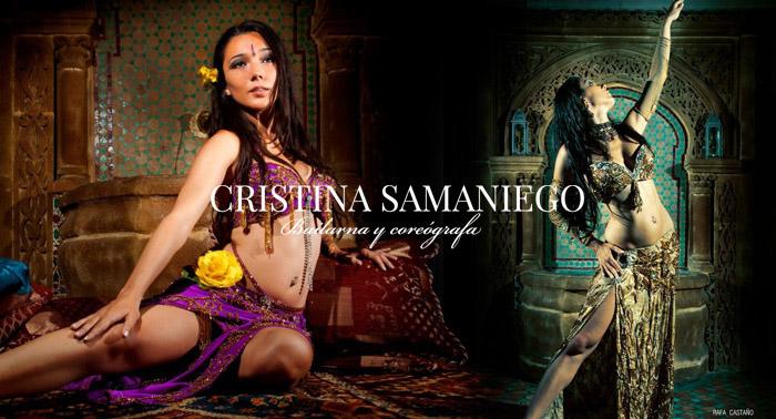 Descubre la Danza del Vientre con este Taller en La Escuela Cristina Samaniego