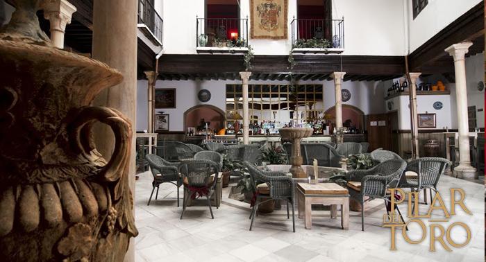 Gastronomía de tradición en pleno centro: Bebida + Ración en Restaurante Pilar del Toro