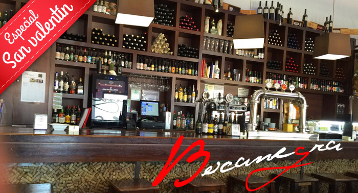 ¡Un San Valentín único! Visita para 2 a la Fábrica de Cerveza Origen + Menú Alemán en Bocanegra
