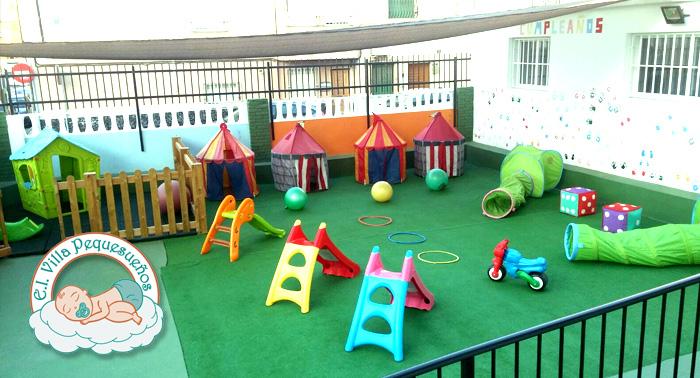 1 Mes de Escuela infantil o Ludoteca en E.I. Villa Pequesueños