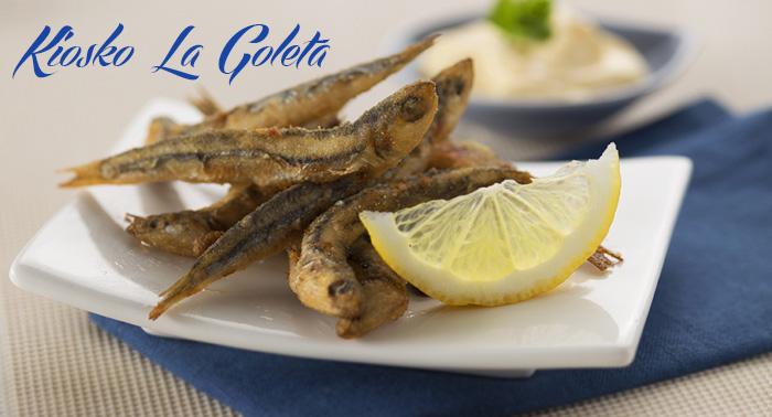 La mejor gastronomía en Kiosko La Goleta: 1L de Estrella Galicia o Tinto de Verano + 6 Tapas
