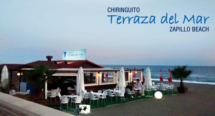 Arroz Caldoso con Marisco o Negro para 2 con bebidas en Chiringuito Terraza del Mar