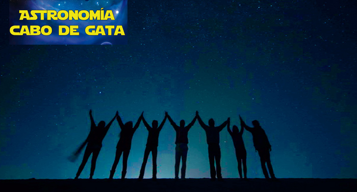 ¡Una noche mágica! Observación de Estrellas o Senderismo con Luna Llena en Cabo de Gata-Níjar