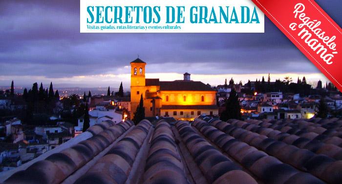 Descubre los Secretos mejor guardados de Granada: Ruta Guiada por la Ciudad sólo 6.50€