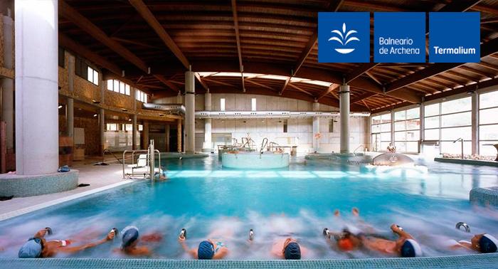 Emociom almer a el efecto purificante del agua d a completo de spa piscinas termales en - Piscina el guerra granada precios 2017 ...
