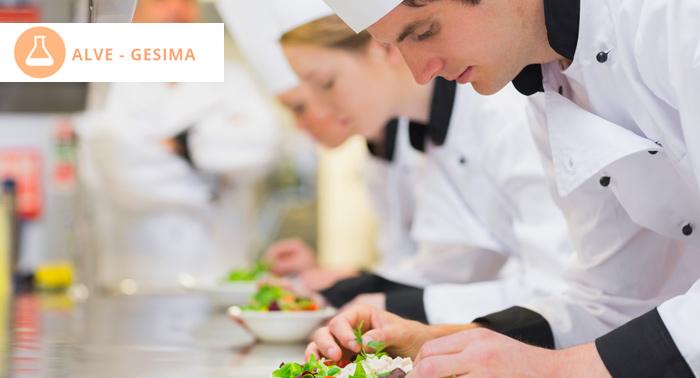 Curso Presencial de Manipulador de Alimentos, ¡Empieza a formarte en lo que te gusta!