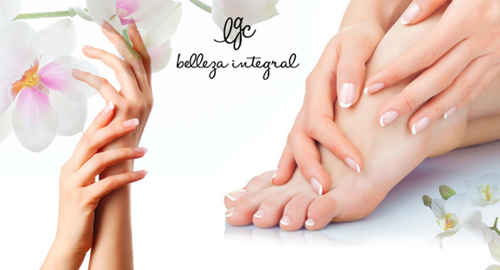¡Cuida tus pies y manos como nunca! Manicura y/o Pedicura con Esmaltado Permanente