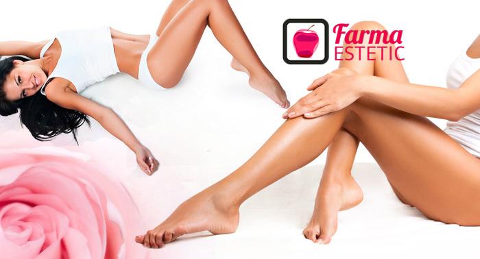 Este verano despídete del vello: 1 sesión de depilación Láser de diodo saphire desde 12.50€