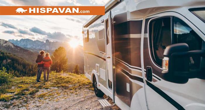 Escapada aventurera para 4 o 5 personas: Alquiler de autocaravana durante 5 días