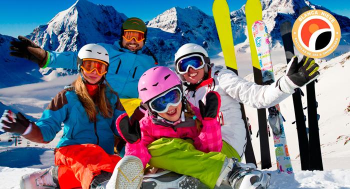 Equipos Esquí Sierra Nevada Alquiler de Material, Ropa y