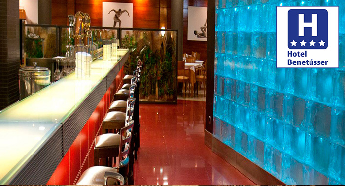 Escapada a Valencia: Alojamiento + Desayuno Buffet en Hotel Benetusser