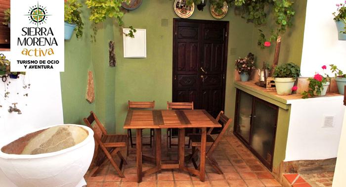 Escapada a Sierra Morena + dos actividades en la naturaleza y degustación de productos típicos