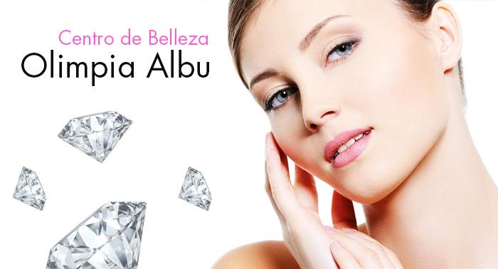 Luce rostro radiante: Limpieza facial con Punta de Diamante