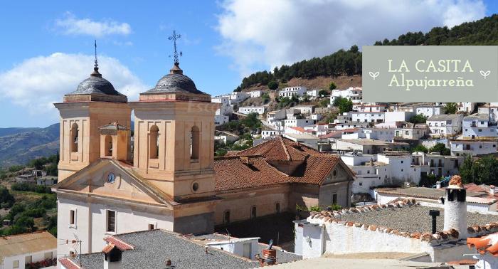 Escapada en pareja o familiar a La Alpujarra:3 Noches de Alojamiento +Late Chek-out