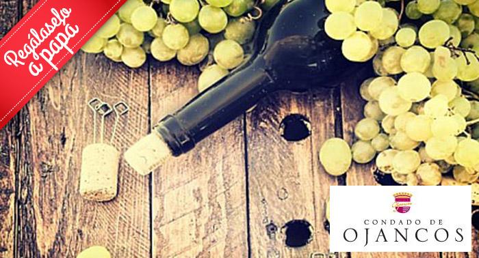 Especial para Papá: Pack de 3 botellas de vino + Decantador + Tarjeta del Día del Padre