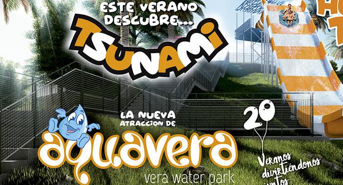 Dale comienzo al verano de la forma más refrescante y divertida: ¡¡ven al Aquavera!!