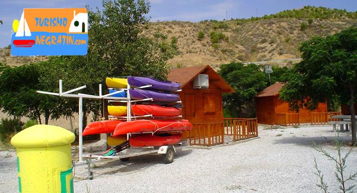 Escapada de turismo activo para 2 personas con 2 Noches en Cabaña de Madera + Actividades