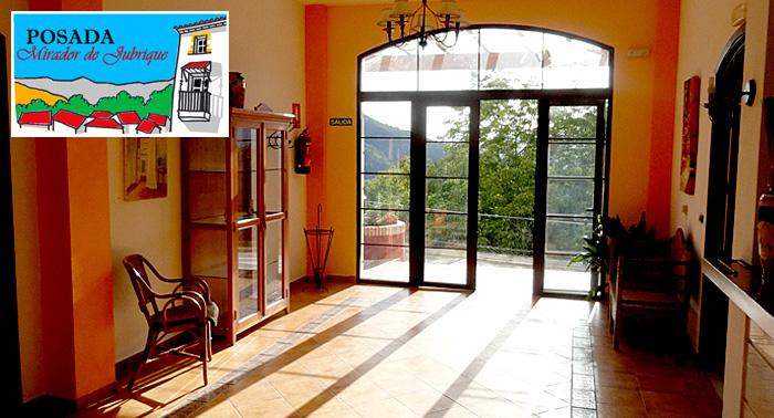 Escapada Malagueña para 2 personas: 2 Noches + Desayunos en Posada Mirador de Jubrique