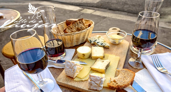 Disfruta de una experiencia enológica: Visita Bodegas Valle Laujar + cata 7 vinos + Maridaje