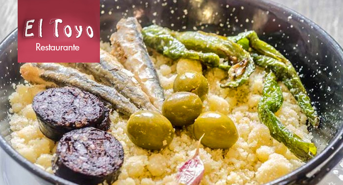 ¡Disfruta del Menú Diario desde 3.83€ en el Restaurante El Toyo! ¡No te lo pierdas!