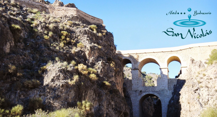 Balneario de Alhama de Almería: Alojamiento + Desayuno + Piscina Termal con opción a Cena