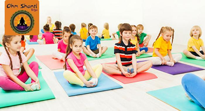 Este verano 'Yoguinis por el mundo': 1 Mes de Escuela de Verano para niños de 5 a 12 años.