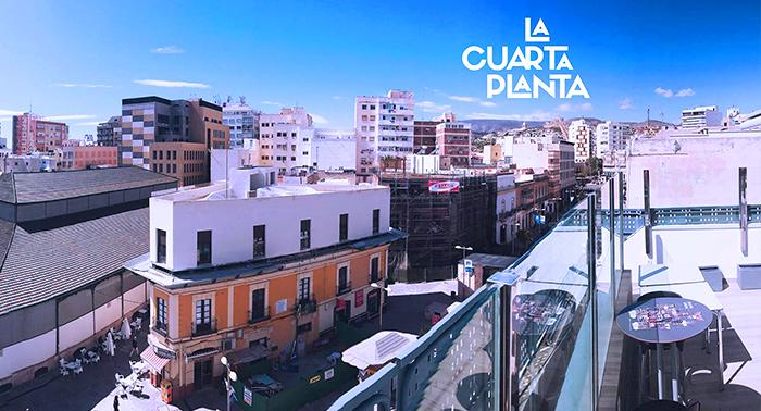 Emociom, Almería. Menú Fusión con vistas para 2 en La Cuarta ...