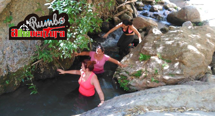 Aventura y relax para 2 en Las Canales de Padules y el Balneario San Nicolás
