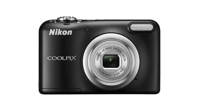 Fotografía y graba cada momento: Cámara Nikon Coolpix A10 Negra